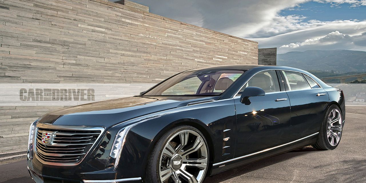 2019 Cadillac Ct8 25 Cars Worth Waiting For 8211 Feature 8211