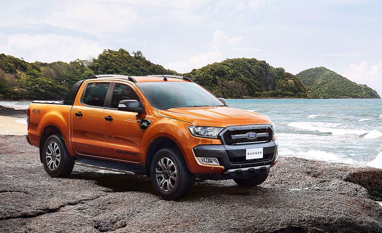 2019 ford ranger 25 cars worth waiting for feature car and driver. Black Bedroom Furniture Sets. Home Design Ideas