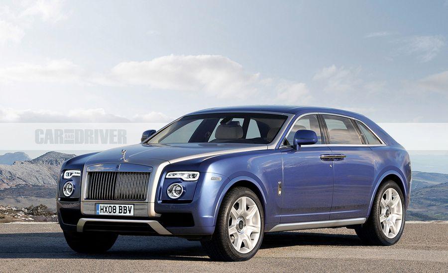 2019 Rolls Royce Cullinan The Of Suvs