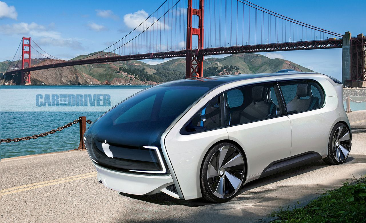 2020 Apple iMaybe: What We Know About the Apple Car