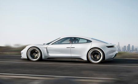 2020 Porsche EV Sedan: More 918 than Panamera