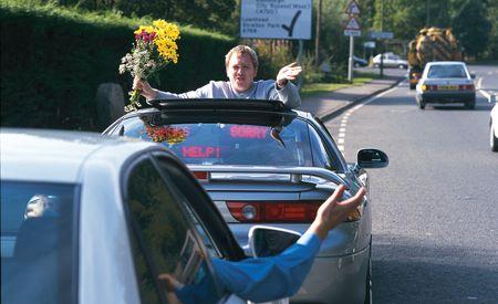 Strangulation, Hatchets, and Bent Steering Wheels: My Road-Rage Experiences