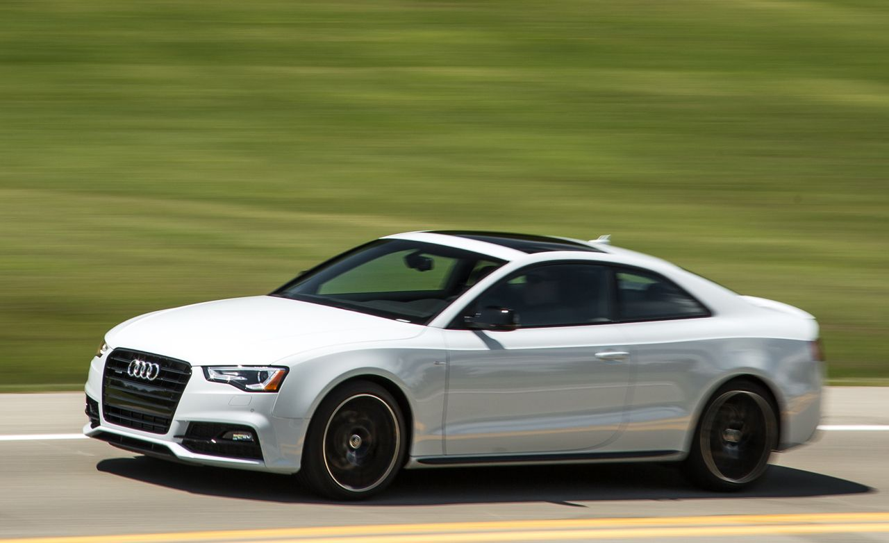 2016 Audi A5 Test | Review | Car and Driver