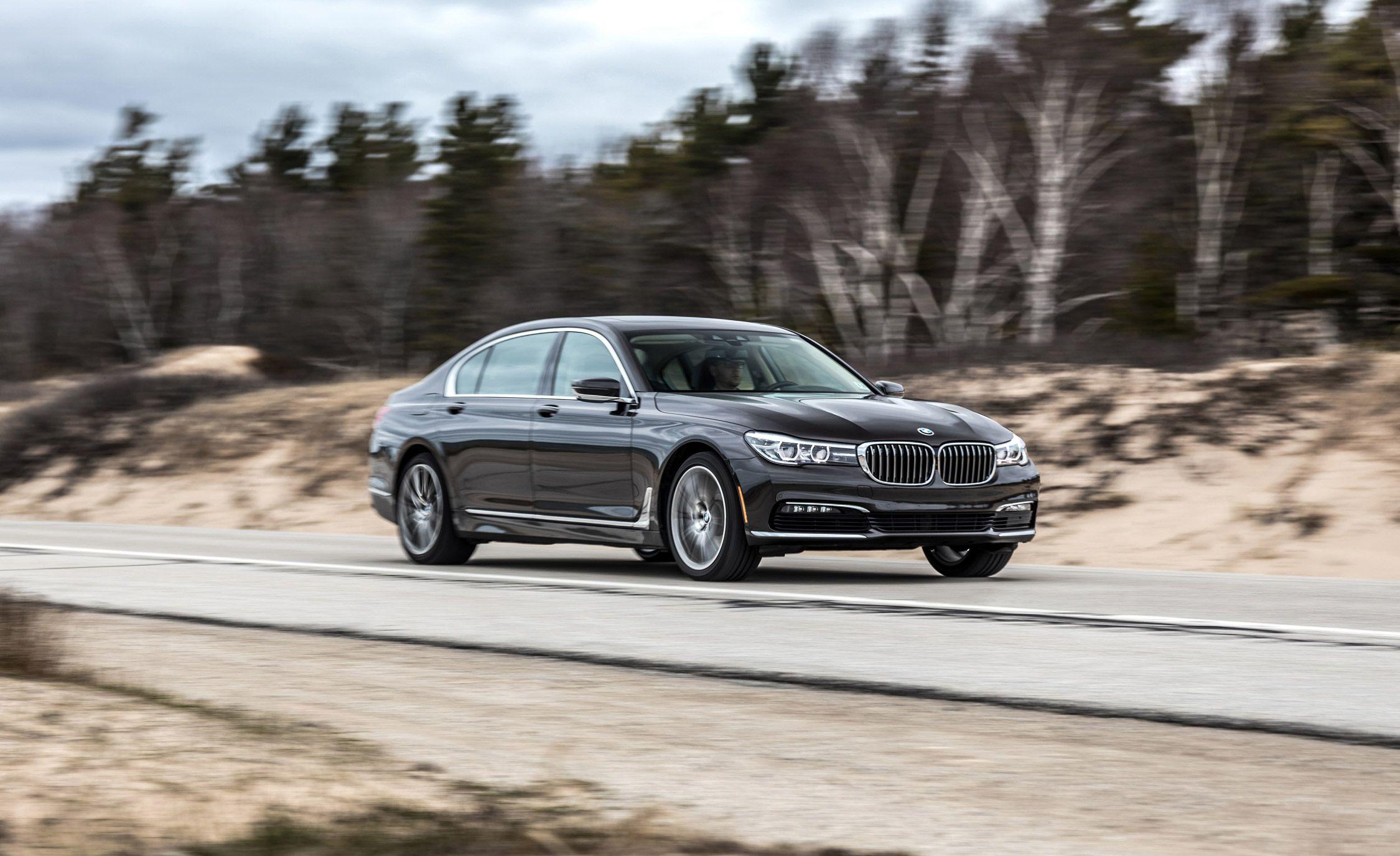 2016 BMW 740i Long Term Test