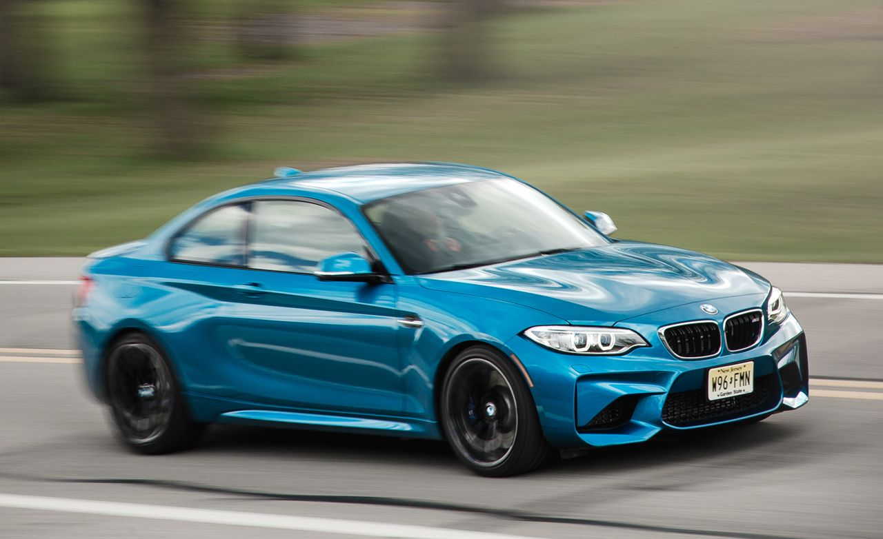 2016 Bmw M2 Automatic Test Review Car And Driver