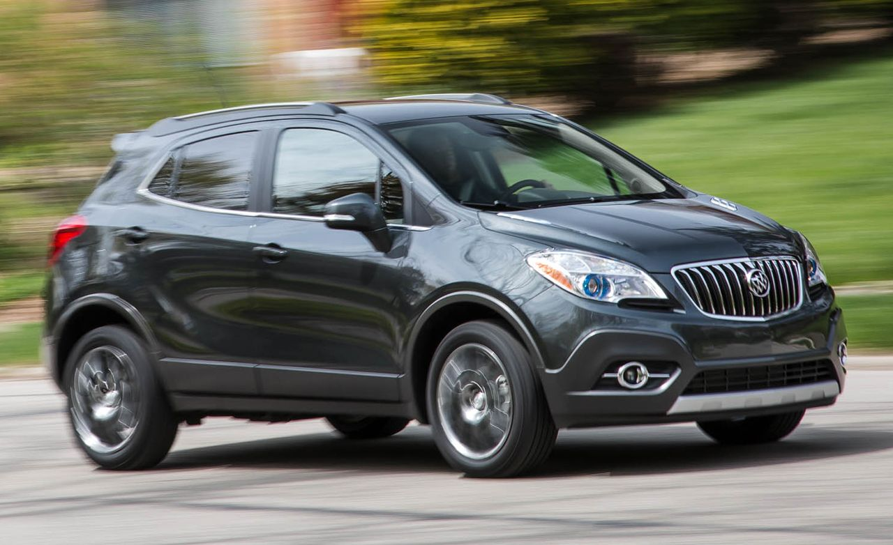 2016 buick encore sport touring awd test review car and driver. Black Bedroom Furniture Sets. Home Design Ideas