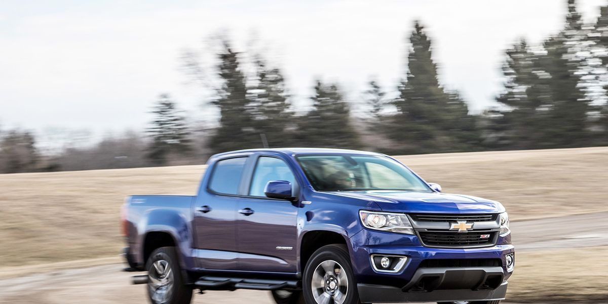 2016 Chevrolet Colorado Z71 4wd Diesel Test 8211 Review 8211