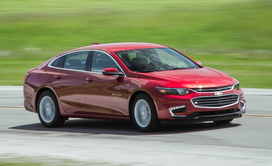 2016 chevrolet malibu hybrid test review car and driver. Black Bedroom Furniture Sets. Home Design Ideas