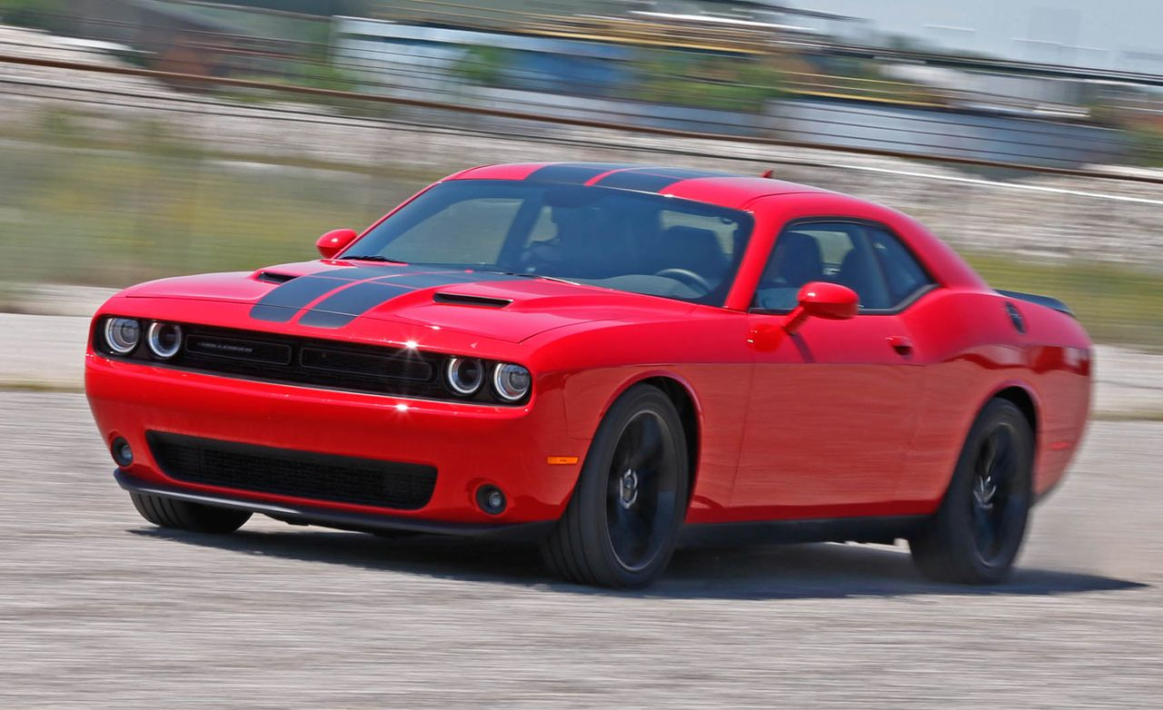 2007 Mustang >> 2016 Dodge Challenger | Review | Car and Driver
