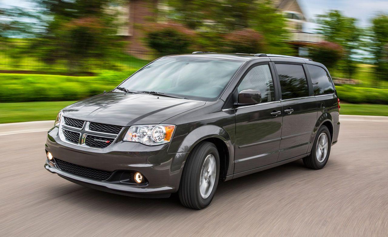 2016 Dodge Grand Caravan Review Car And Driver