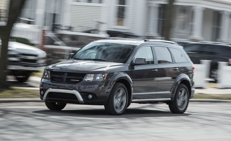 2016 Dodge Journey V-6 AWD