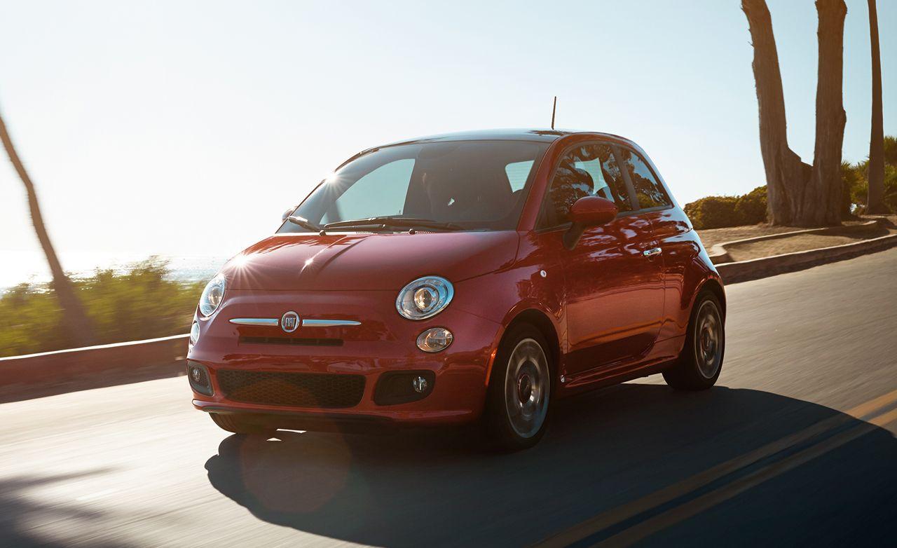 Fiat 500 reviews 2016