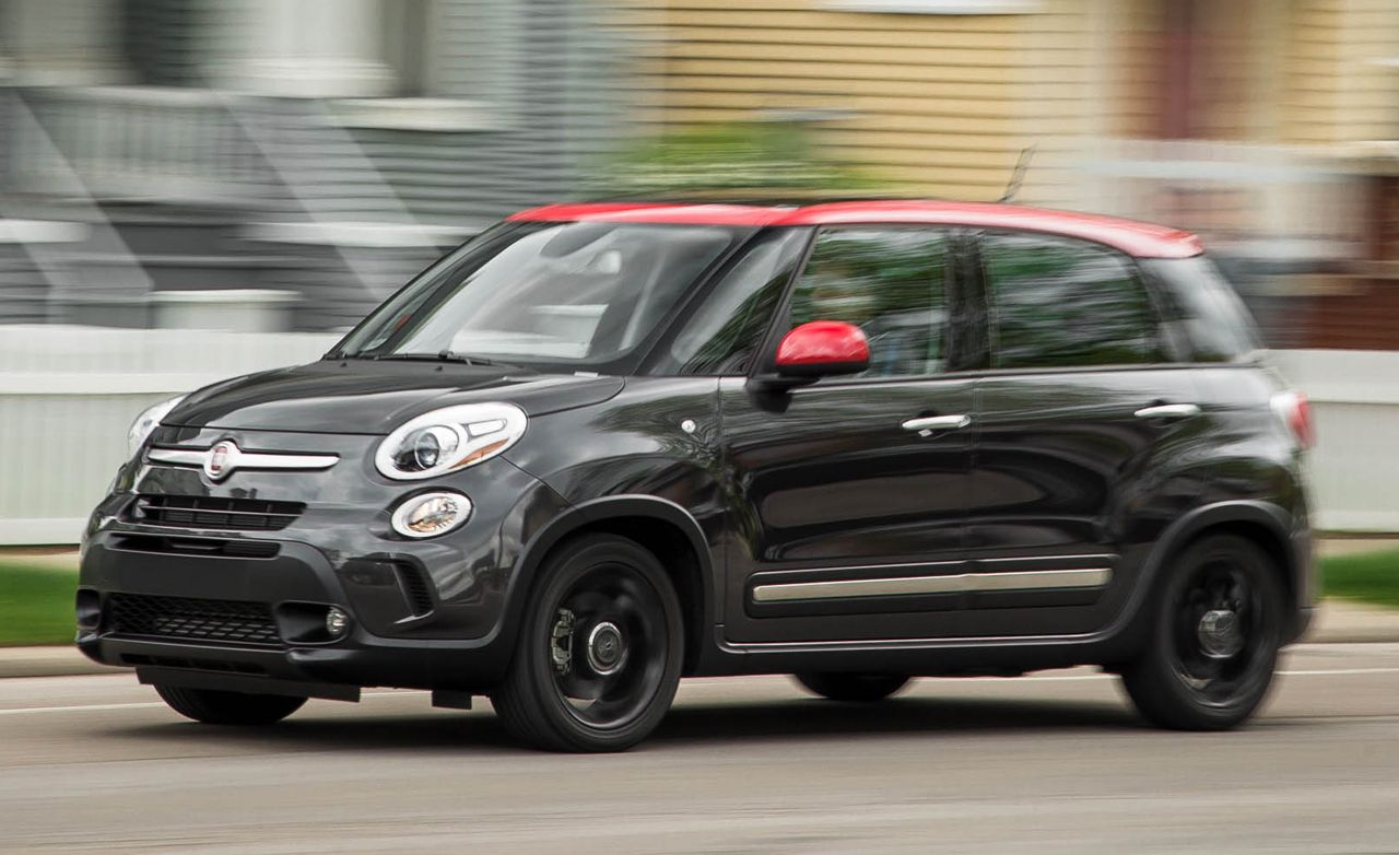 Fiat 500l pictures