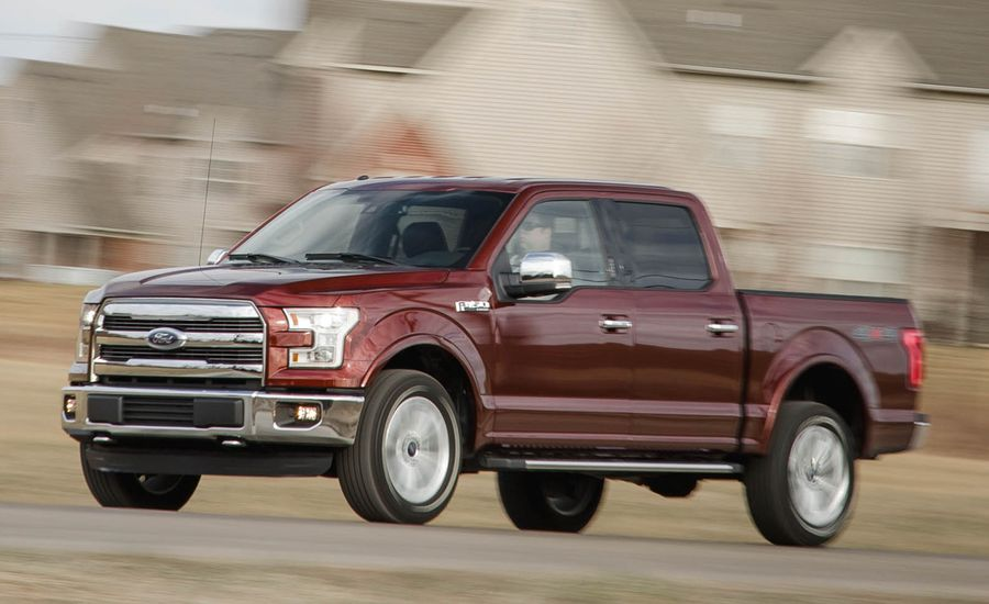 2016 Ford F 150 Supercrew 5 0l 4x4