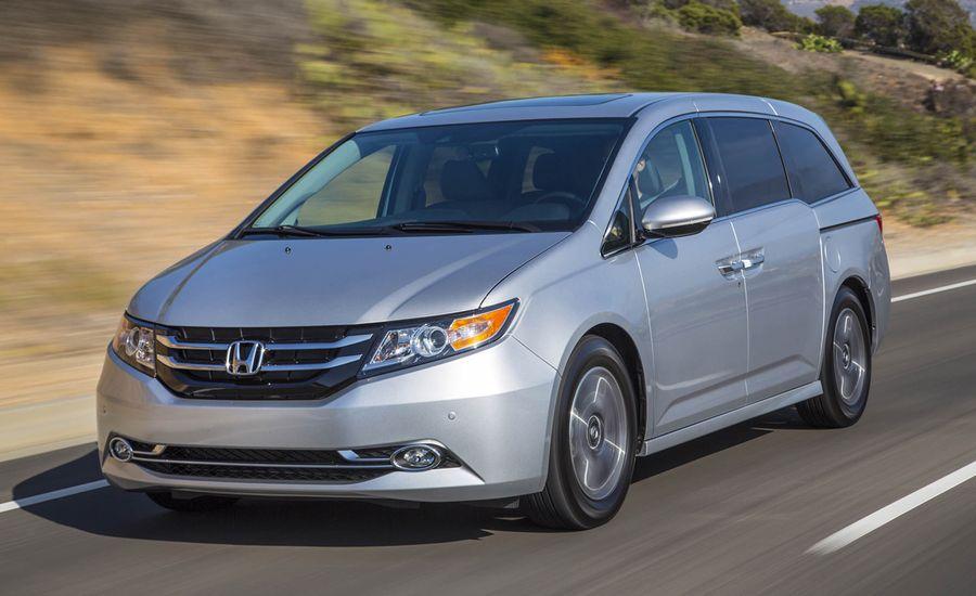 2016 Honda Odyssey Quick Take