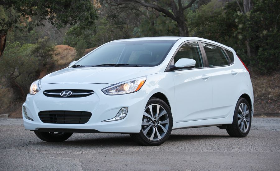 2016 Hyundai Accent Sport Manual