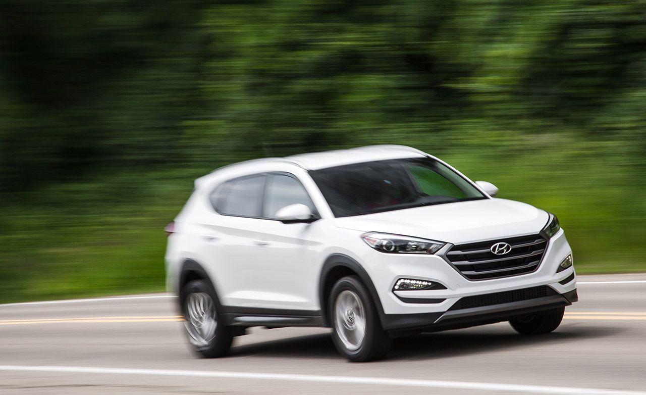 Charming 2016 Hyundai Tucson Eco 1.6T AWD