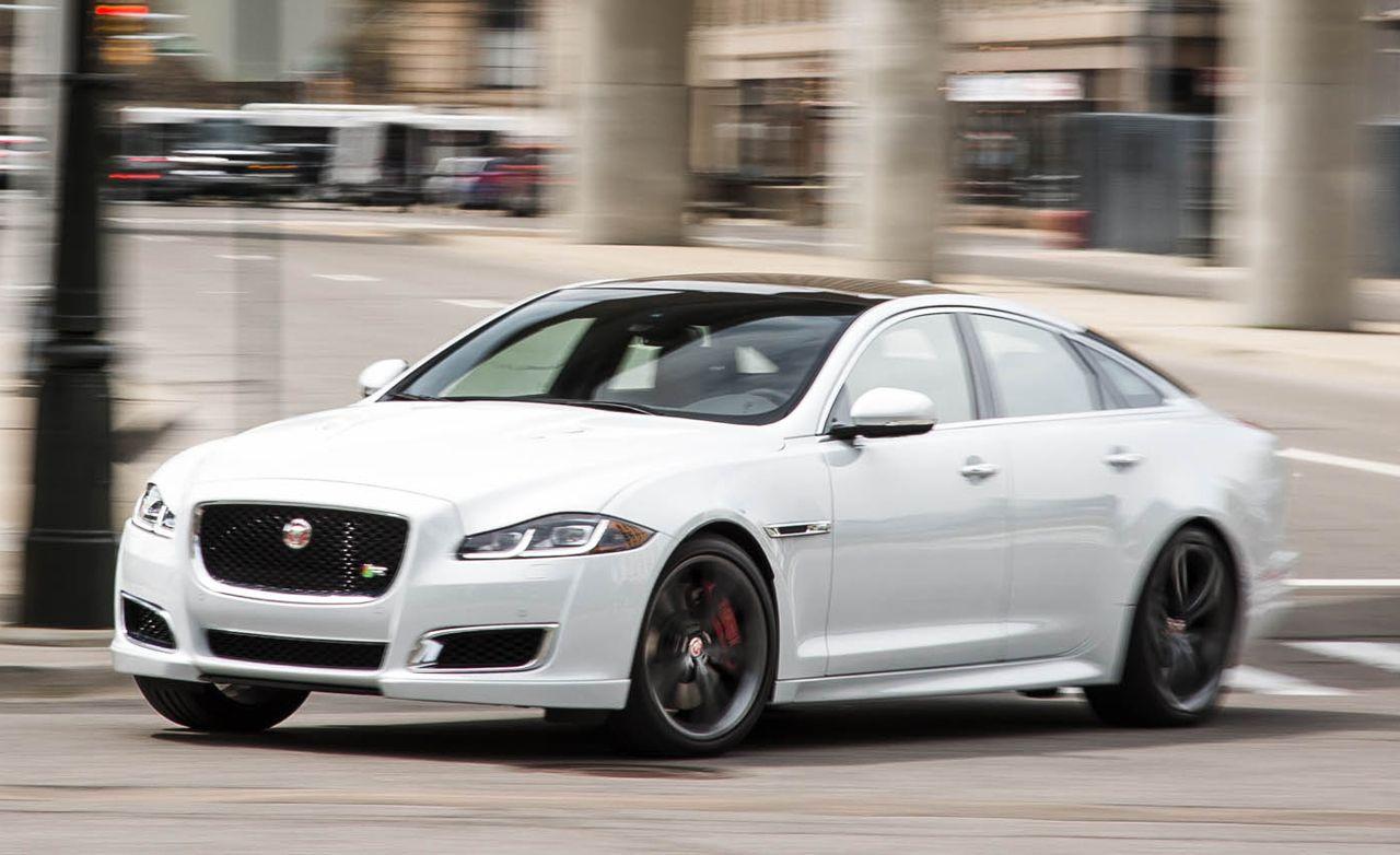 Great 2016 Jaguar XJR