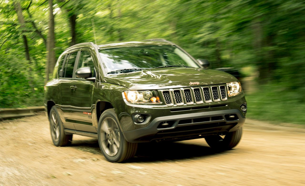 2016 Jeep pass 4x4 Automatic Test Review