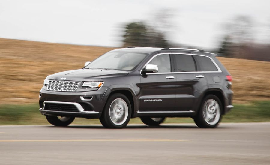 2016 jeep grand cherokee v 6 test review car and driver 2016 jeep grand cherokee v 6 4x4 publicscrutiny Choice Image
