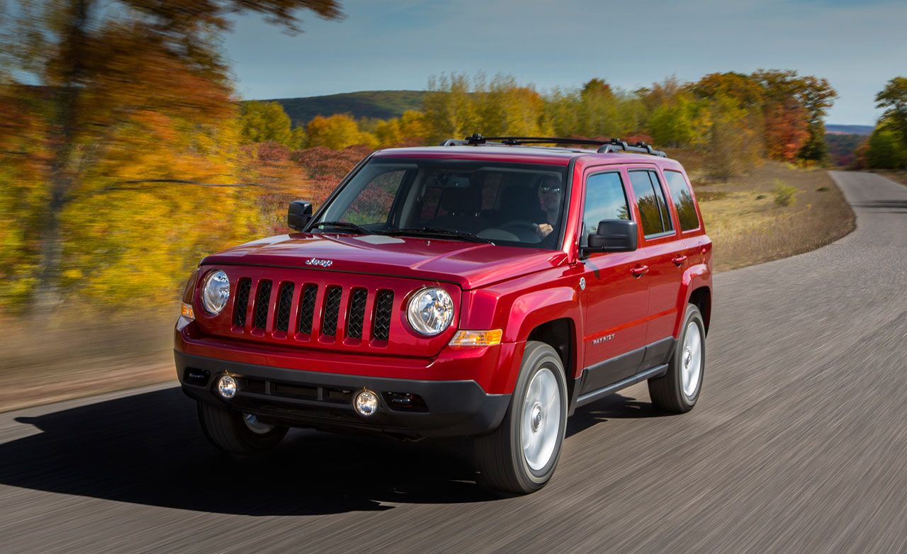 2016 jeep patriot quick take – review – car and driver