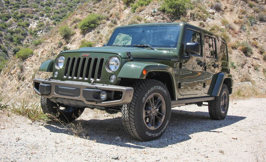 2016 Jeep Wrangler Unlimited Automatic