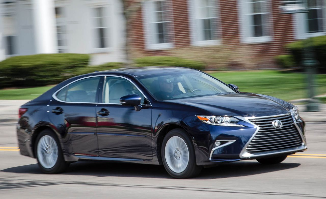 2019 lexus es reviews | lexus es price, photos, and specs | car and
