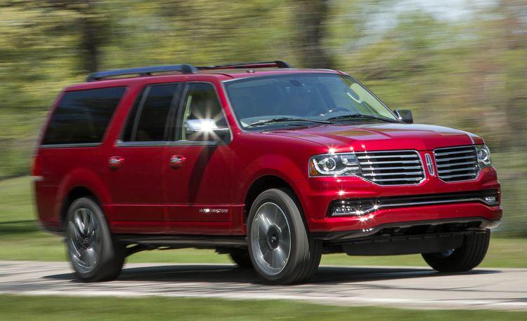 2016 Lincoln Navigator L 4x4