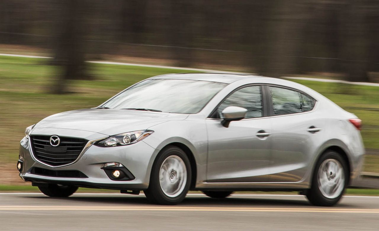 2016 Mazda 3 Review Car And Driver