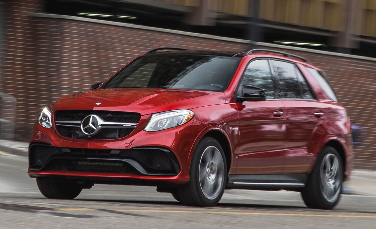 2016 Mercedes Amg Gle63 S 4matic 8211 Test Review Car And Driver