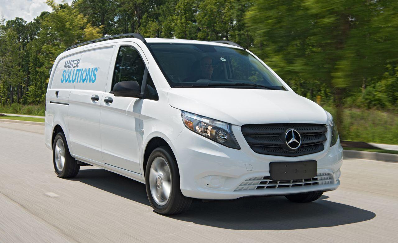 Mercedes metris reviews