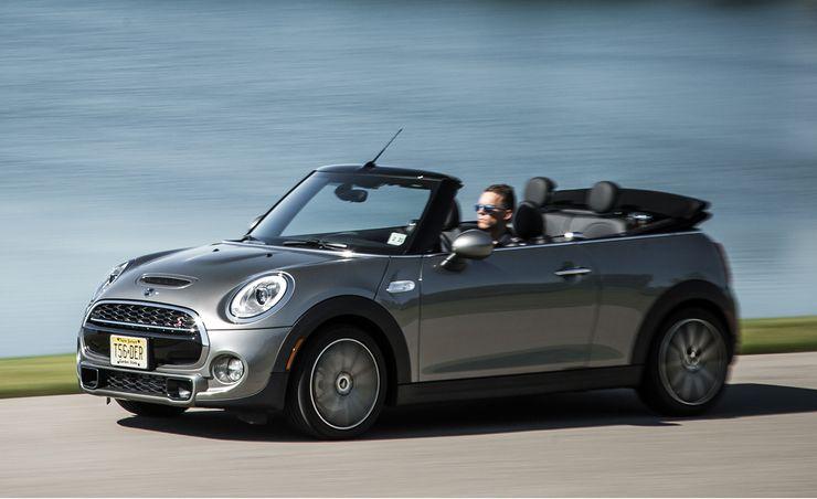 Mini Cooper Convertible / S Reviews | Mini Cooper Convertible / S ...