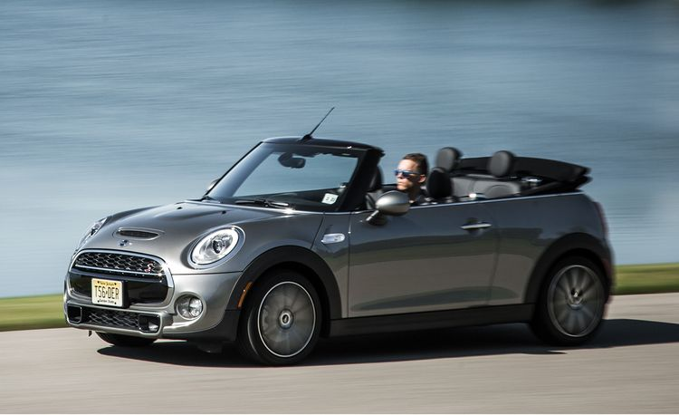 2016 Mini Cooper S Convertible Manual