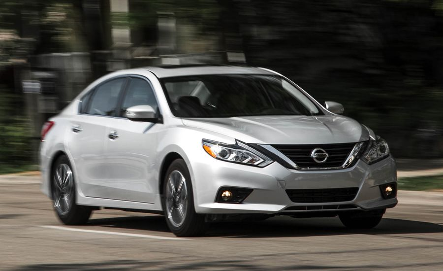 2016 Nissan Altima 2.5 Automatic Test | Review | Car and ...