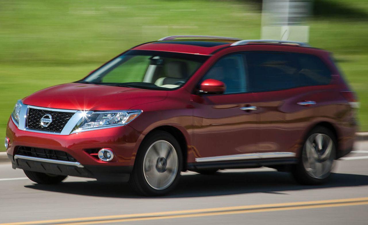 2016 Nissan Pathfinder AWD