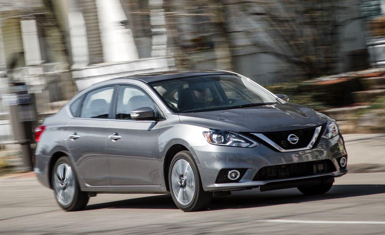 2016 Nissan Sentra Automatic Test | Review | Car and Driver