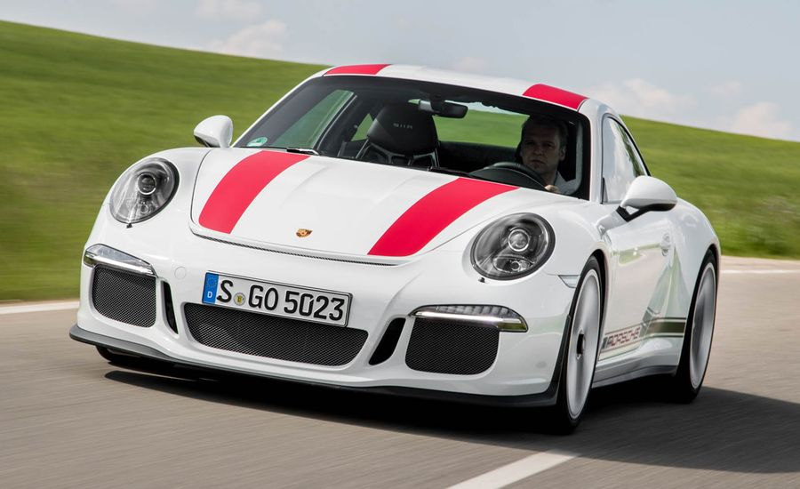 Lightning lap 2016 the years hottest performance cars at vir 2016 porsche 911 r sciox Images
