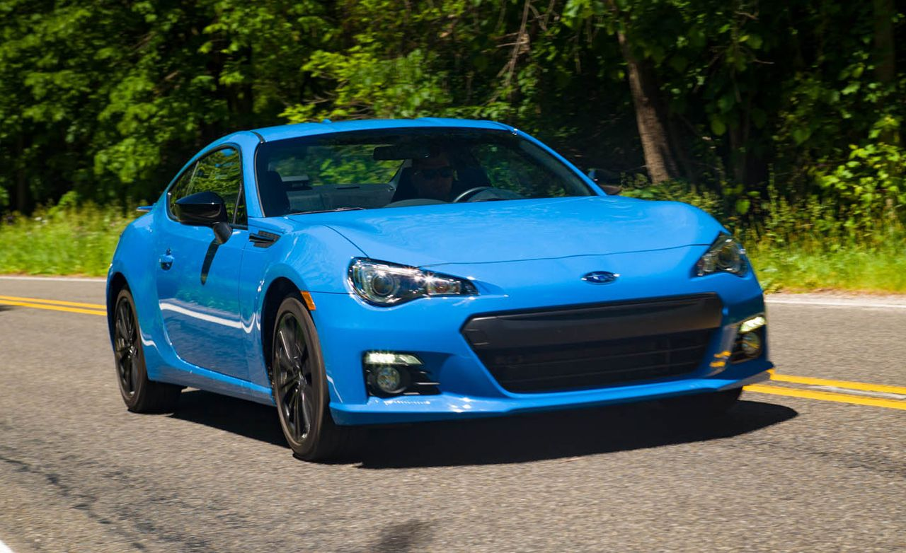 2016 subaru brz – review – car and driver