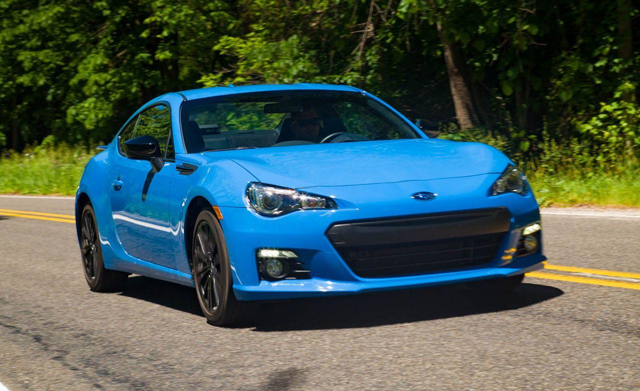 2016 subaru brz review car and driver rh caranddriver com subaru impreza manual transmission for sale subaru impreza manual review
