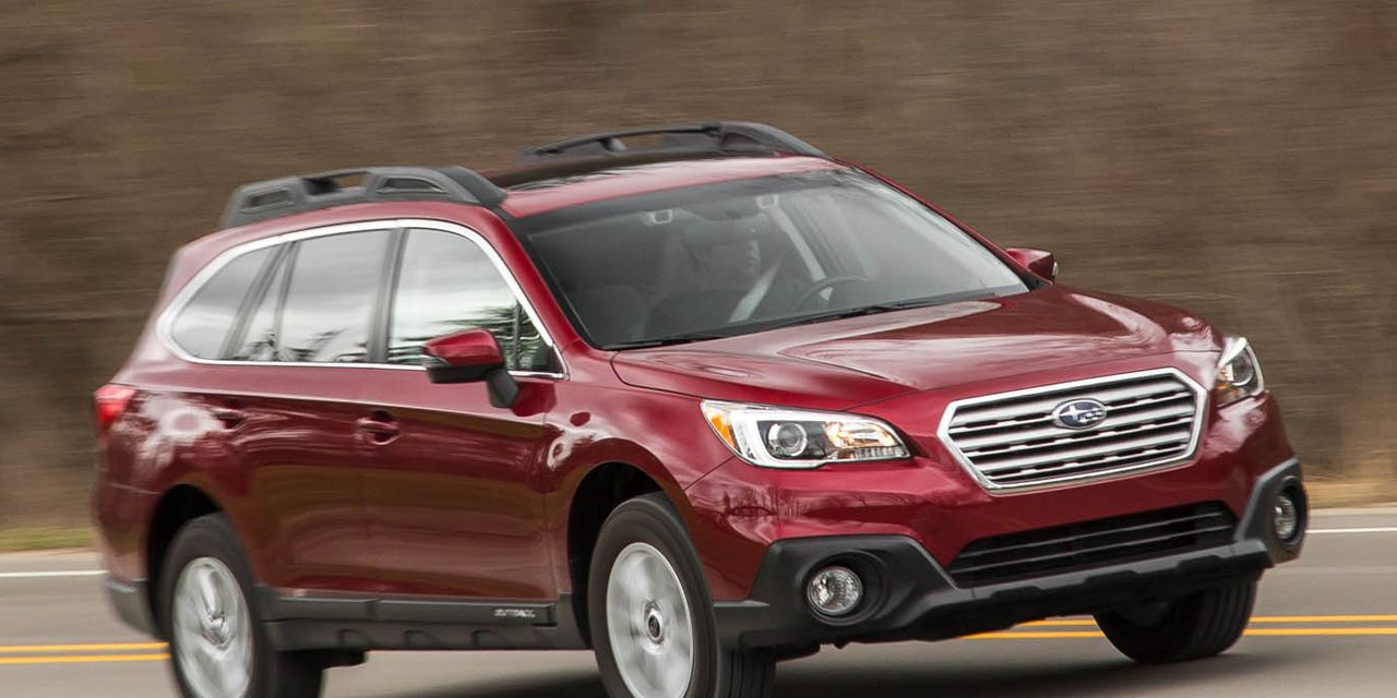 2016 Subaru Outback 8211 Review 8211 Car And Driver