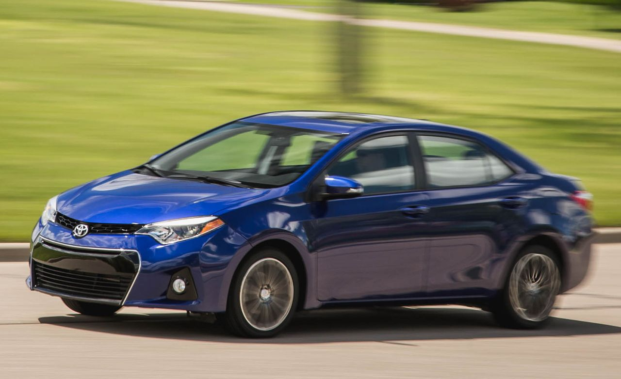 2016 Toyota Corolla Manual Test Review Car And Driver Premio Old