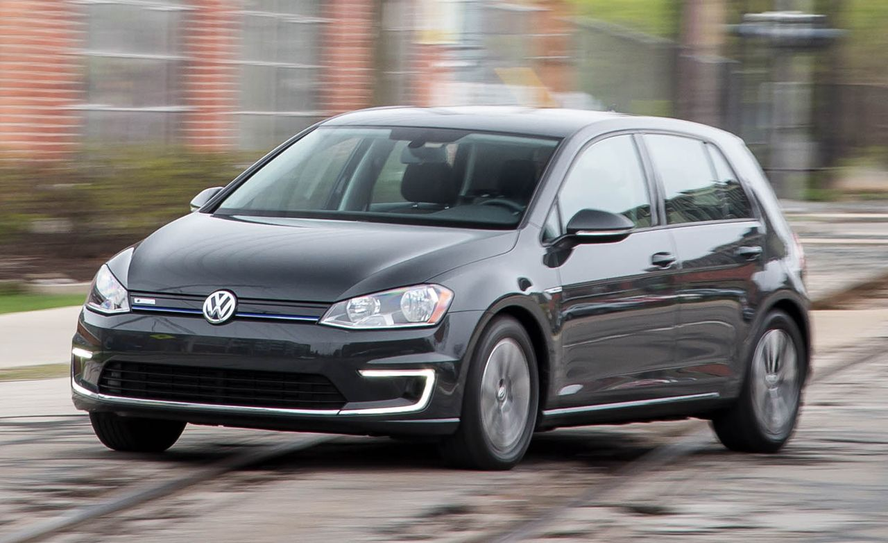 Volkswagen E Golf Reviews Volkswagen E Golf Price Photos And
