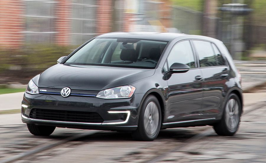 2016 Volkswagen E Golf