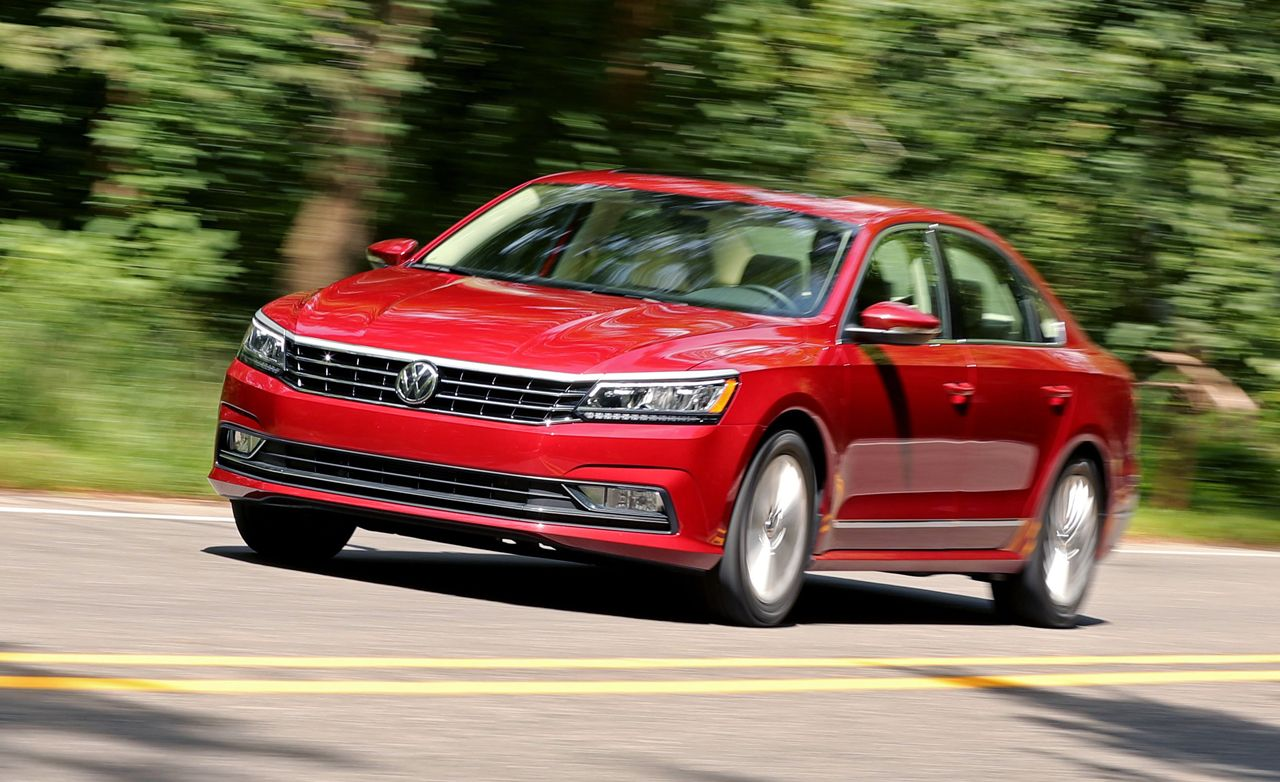 2016 Volkswagen Passat 18t Sel Tested – Review Car And Driver