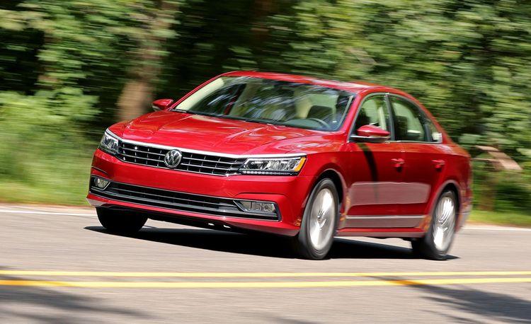 2016 Volkswagen Passat 1.8T Automatic
