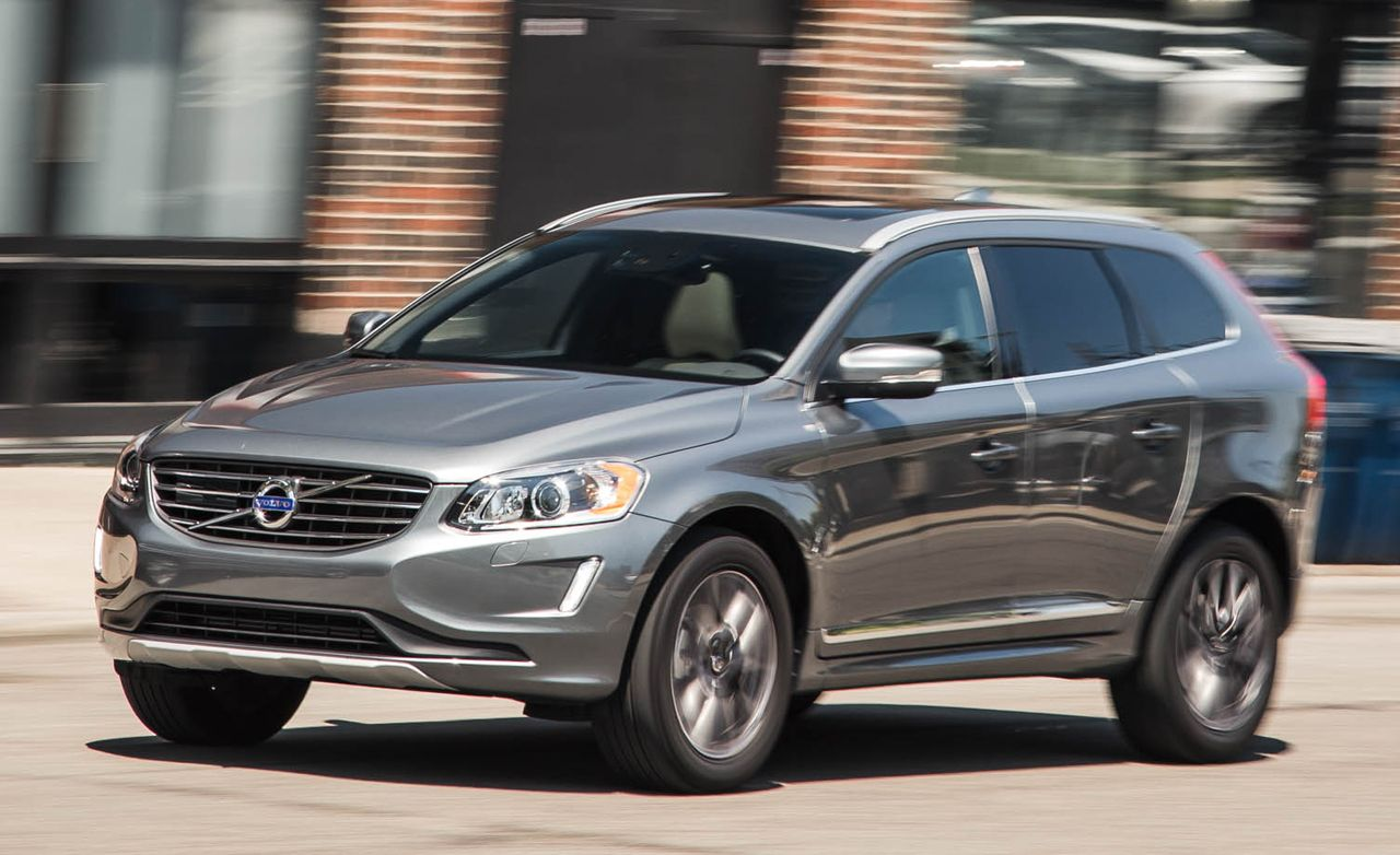 2016 Volvo Xc60 T6 Awd Test Review Car And Driver