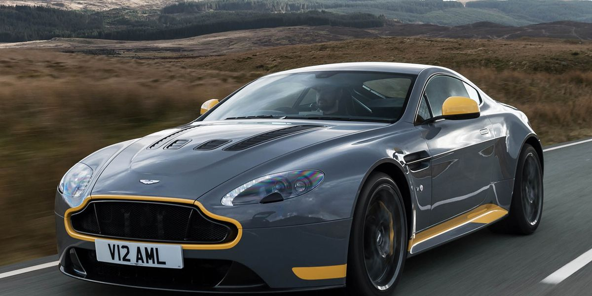 2017 aston martin v12 vantage s manual drive – review &#8211