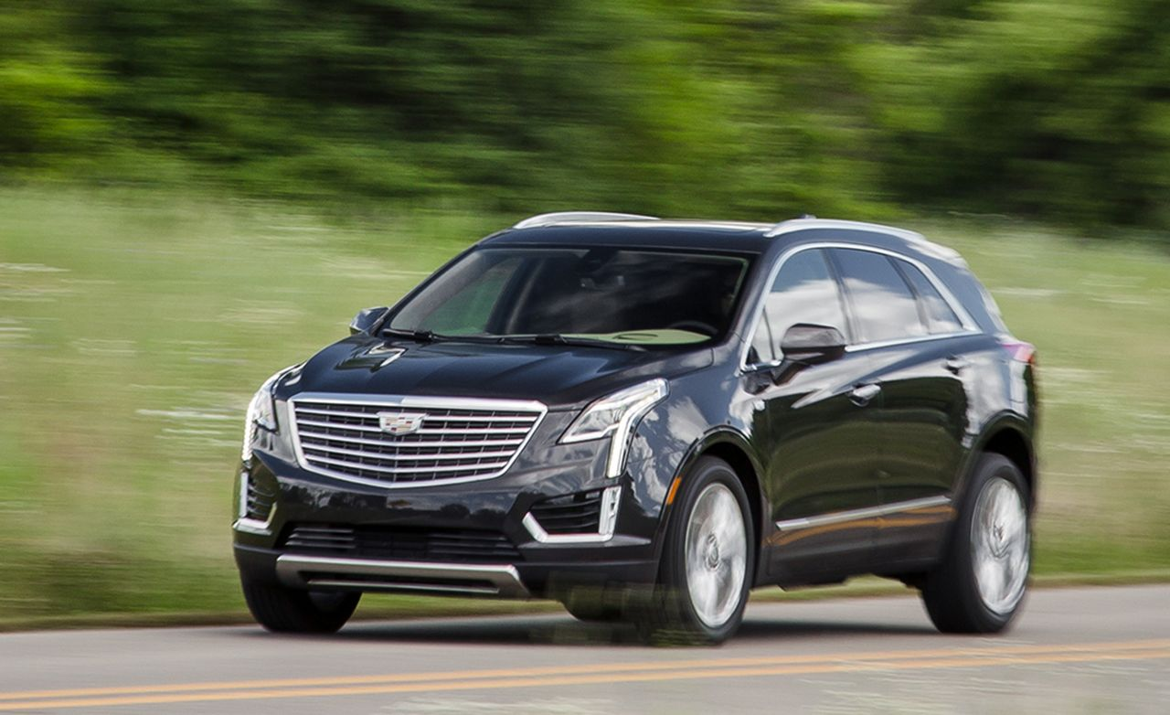 2017 Cadillac XT5 AWD Test – Review – Car and Driver
