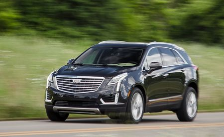 2017 Cadillac XT5 AWD