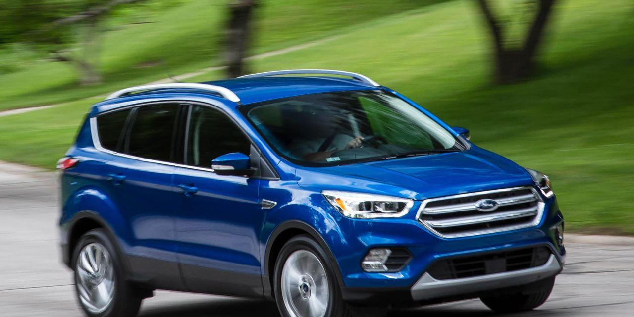 2017 ford escape 1.5l ecoboost fwd test – review – car